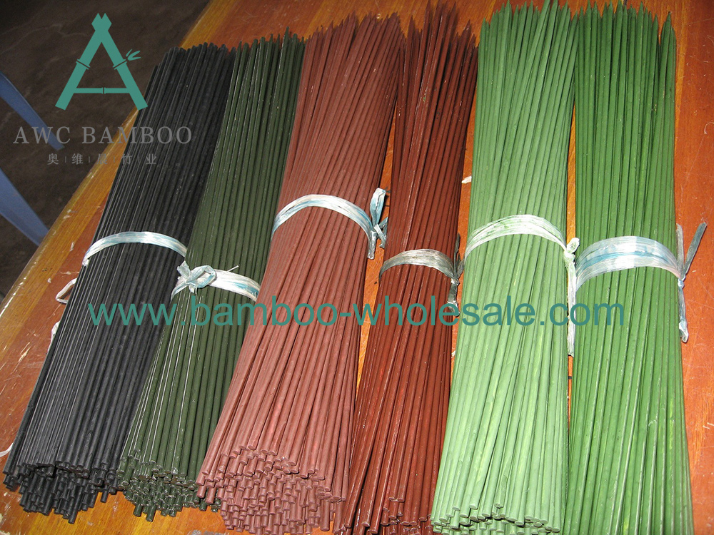 bamboo flower sticks